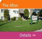 The Afton 727 Apartments available for rent in the St. Cloud MN area 320-255-0272